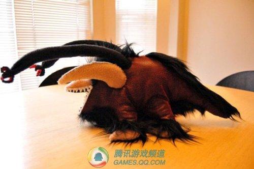 魔兽世界艺术品展 中国玩家自制青铜雕塑