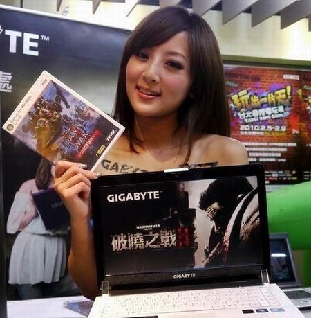 2010台北电玩展靓丽ShowGirl回顾