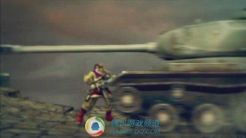 射击网游《坦克世界》公布 碾压魔兽世界