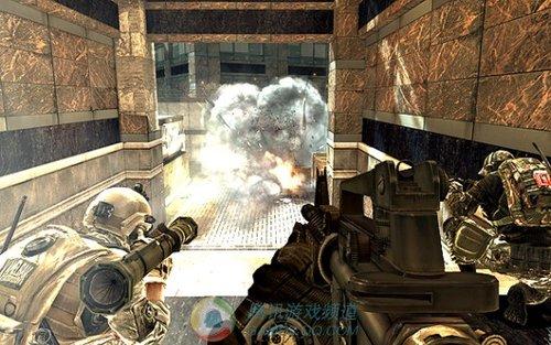 军事FPS游戏《领土战争》首曝游戏视频