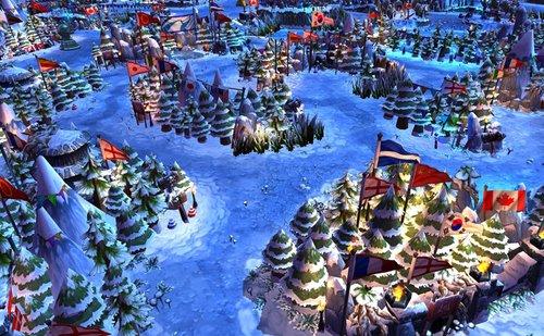 惊现冬奥会《英雄联盟》创意主题登场