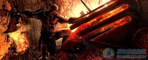 《战神3》英国19日上市 全球发售日确定