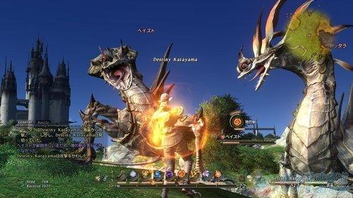最终幻想14测试官网开放 九大职业技能放出