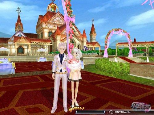 《热舞派对Ⅱ》白色情人节真情送祝福