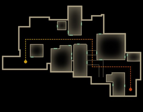 动感的战场:AVA黑夜模式地图详解