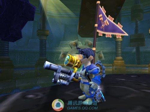 魔兽世界新版大灾变序幕 展开双线作战
