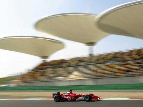 盛大《自在飞车》带您免费去看F1