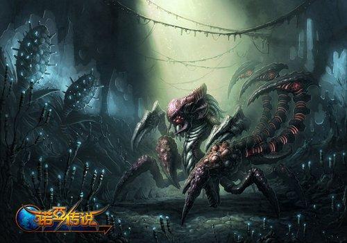 诺亚传说首测临近 怪物紧急召开会议