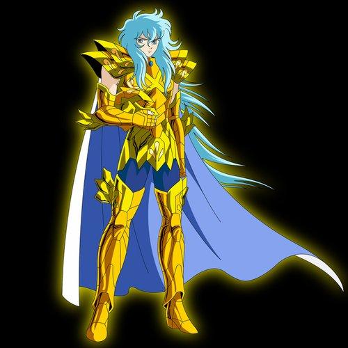 是合照吗《冥王神话》中12位黄金圣斗士分别叫什么名字?