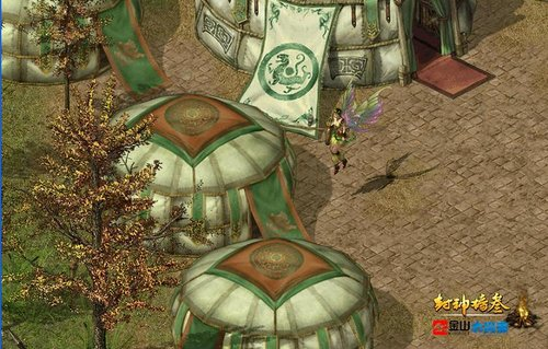 《封神榜3》中国文化在游戏中的体现