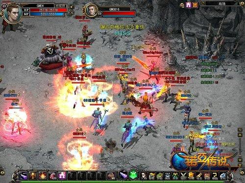 尚游《诺亚传说》特色玩法视频曝光