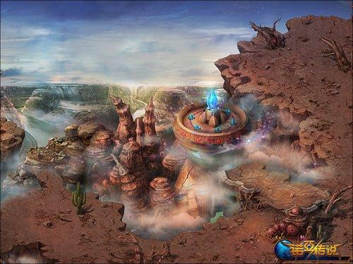 《诺亚传说》9日19点开启首次封测