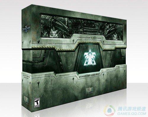 暴雪公布星际争霸2售价 普通版约400人民币