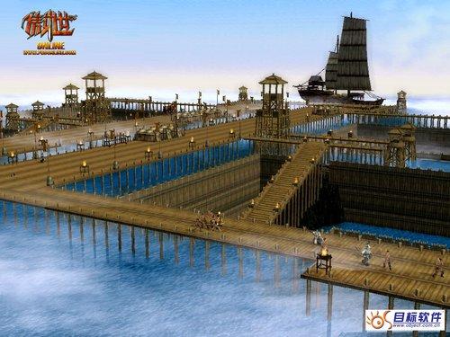 唯美3D网游《傲世OL》新版本即将推出
