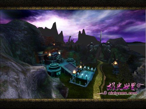 最期待网游《极光世界》游戏内截图