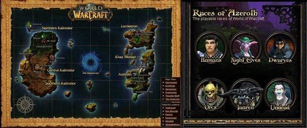 十年前的魔兽世界 重返2003年暴雪WOW资料站