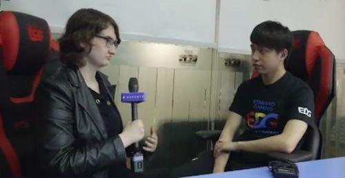 外媒采访厂长:RNG将是个好对手 我们会打的更好
