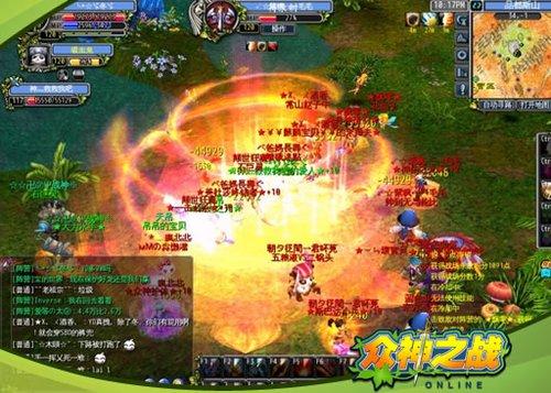 引入DOTA模式《众神之战》开启新活动