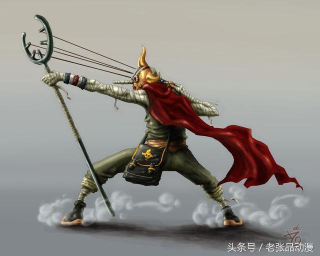 盘点海贼王人物所属国籍 女帝居然来自中国