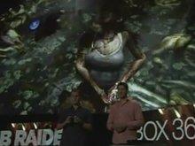 《古墓丽影》新作E3展会试玩游戏视频