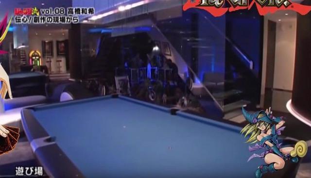 《游戏王》作者工作室曝光 高桥和希最爱大白鲨和异形