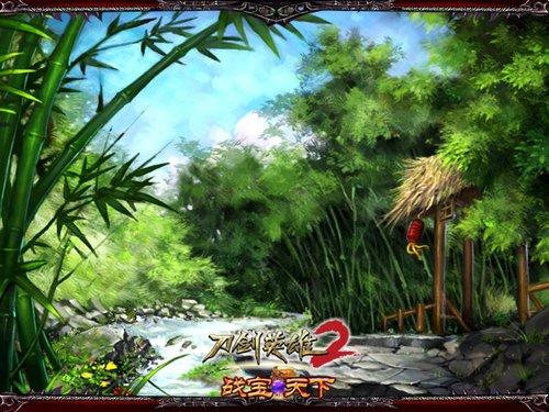 《刀剑英雄2》2010新版24日公测