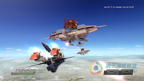 《ACE皇牌机师R》游戏真实画面初公开
