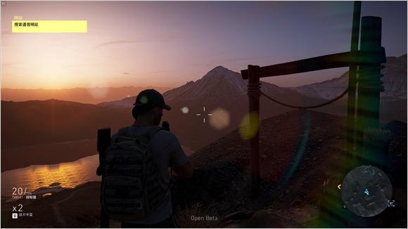 《幽灵行动:荒野》预评测 略有不足的典型育碧开放世界游戏