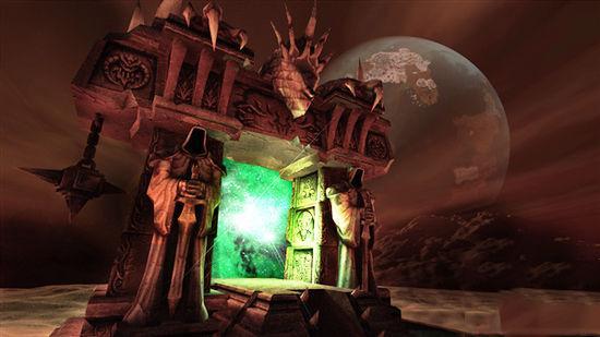 魔兽世界历史回头看:揭秘黑暗之门的神奇谜团