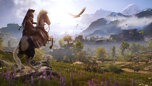 E3 2018:《刺客信条:奥德赛》各版本及大量4K截图公布