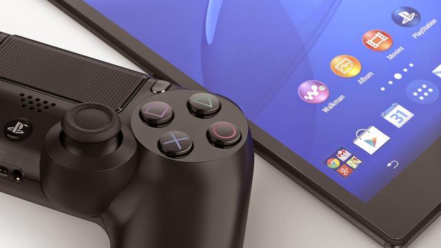 索尼Z3系列手机支持Remote Play 手机可玩PS4游戏
