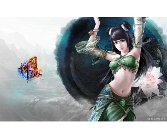 游戏风云榜角逐激烈 武侠文化炙手可热