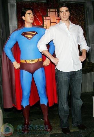 超人扮演者关注魔兽世界电影 自称暴雪饭