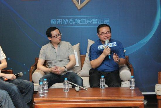 腾讯tga侯淼 将为电竞俱乐部及选手推专属平台