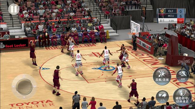 《NBA2K18》手机版:如何缔造掌上极致体验?