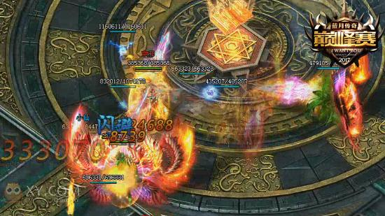 首届泛娱乐赛事 开启游戏竞技全新模式