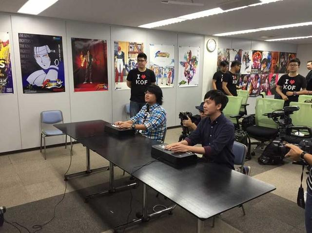 KOF producer Yasuyuki Oda: The King of Fighters 98OL very satisfied