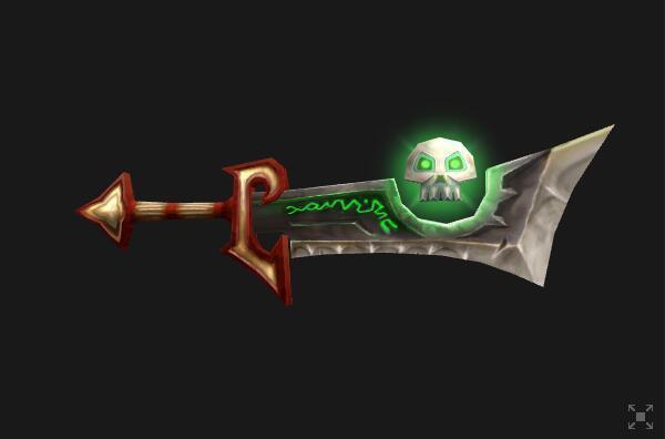 魔兽世界绝版武器盘点 灰烬使者竟然才第3