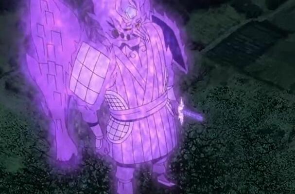 火影忍者的7个须佐能乎,宇智波止水的最帅!