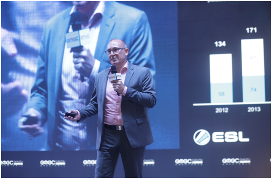ESL Gaming Pte.Ltd General Manager Frank Sliwka:e-Sports - The New Phenomenon
