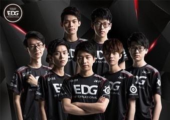 S8小组赛选手排名出炉 EDG全员上榜 Uzi成第四
