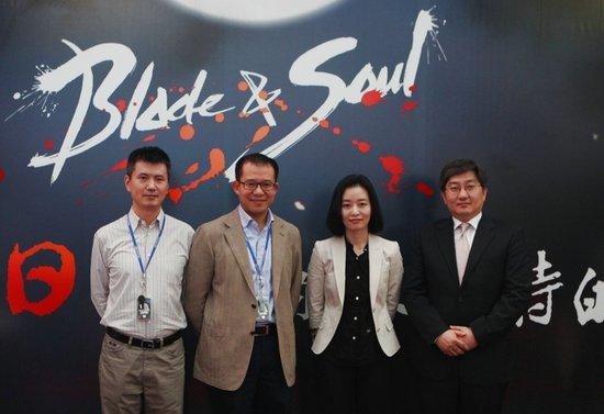 腾讯游戏牵手NCsoft夺得《Blade & Soul》代理权