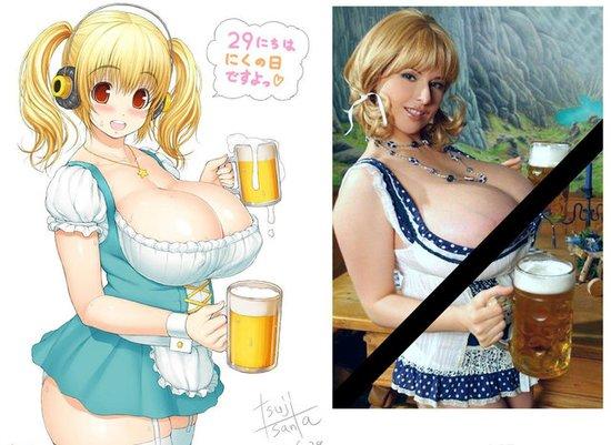 大家都知道日本的动漫产业一直都非常的发达