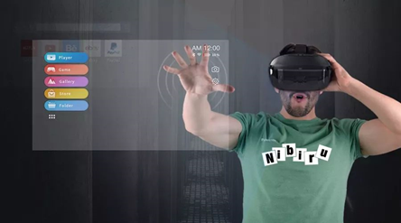 Nibiru AR/VR 系统手势识别功能正式上线