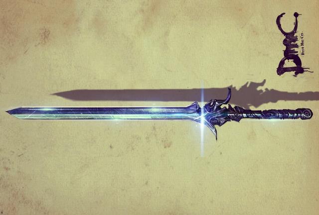 盘点游戏中的特大剑
