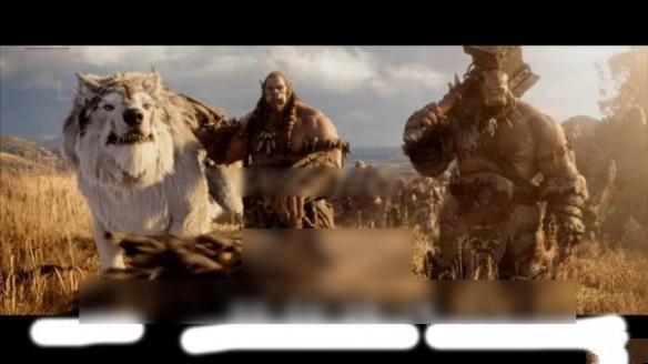 兽人大�9g�h8^kʾyK�Y_魔兽世界电影版预告画面泄漏 兽人大军登场