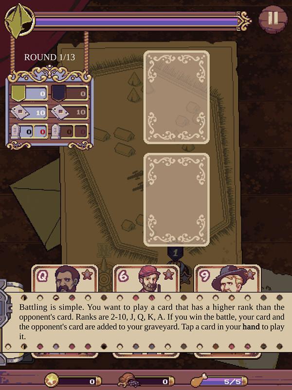 《不文明战争》评测:西部牛仔风卡牌对战游戏