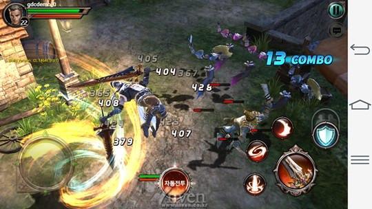 Nexon全球代理发行 动作RPG巨制《HIT》年内亮相