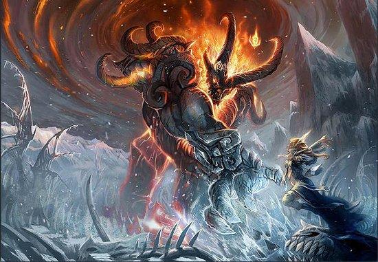 魔兽世界女英雄:最接近神的法师——艾格文
