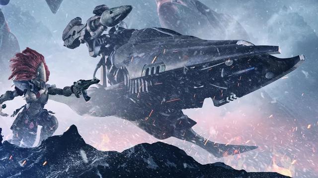 """《战锤40K:战争黎明3》公布""""灵族""""阵营细节"""